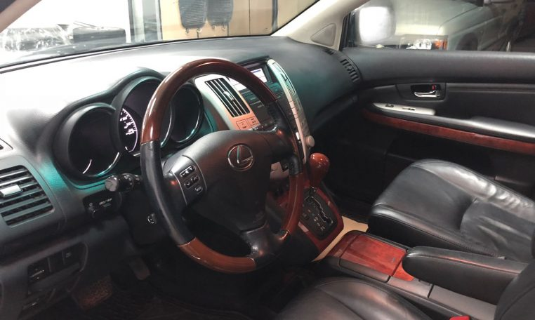 2009 Lexus Rx 350 Awd Rear Dvds Leather Sunroof